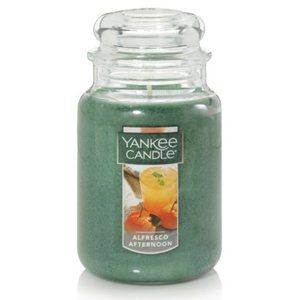 Yankee Candle Large Jar Alfresco Afternoon 22oz